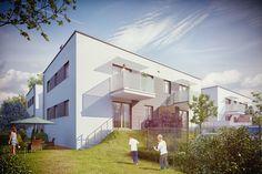 Oto Quadrini. Osiedle idealnych nowych domów z mieszkaniami ma skusić wrocławian • Inwestycje mieszkaniowe - fotogaleria • zdjęcie 2 • tuwroclaw.com