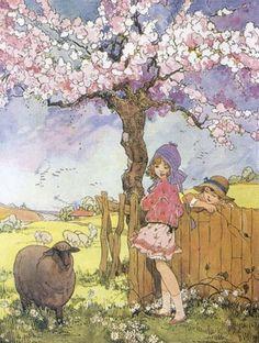 """Dorothy M. Wheeler - """"Baa Baa Black Sheep"""""""
