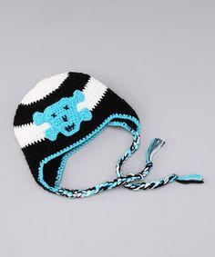 skull and crossbones baby hat 21ff92e27b29