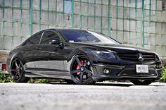 Mercedes CL63