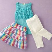 Take a look at the Sunny Sweetness: Girls' Apparel event on #zulily today!  Great prices and sheek style.