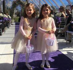 Lizzie and Josie. Alaric and Joe's daughters THE VAMPIRE DIARIES SEASON 8.
