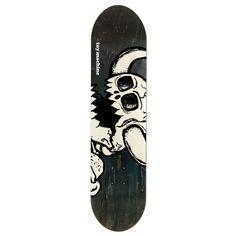 Toy Machine Vice Dead Monster Skateboard Deck - Deck Width: 8.25