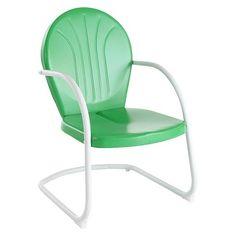 Metal Patio Arm Chair : Target