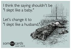 LOL, true that a newborn wakes up like every 3 hours!