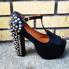 """Oh YEAH!!!!!! Jeffrey Campbell """"Foxy Spike"""""""
