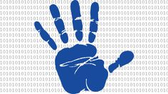 The veins in your palms could be a unique cryptographic key to access your encrypted information #biometrics #cryptography #encryption