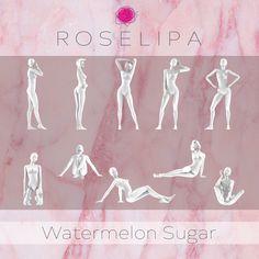Roli Cannoli CC Findz Corner — roselipaofficial: [ROSELIPA] Watermelon Sugar...