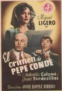 "HispaShare.com - Película ""El crimen de Pepe Conde"""