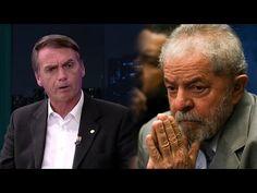 Jair Bolsonaro mada Recado para Lula durante entrevista sobre Presidentes