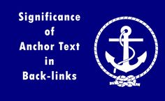 Significance of anchor textual content. The significance of anchor textual content with respect to a linking technique can't be overstated. Again-links are an enormous a part of the search engine algorithm. When initiating a linking marketing campaign, it's vital that exterior we... http://www.seooper.com/the-significance-of-anchor-textual-content-in-back-links/ #AdvancedSEOTechniques, #Onlinemarketing, #SEO, #Uncategorized