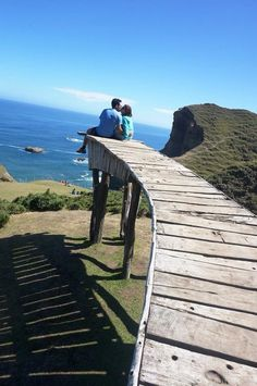 Muelle de las almas - chiloe - Chile