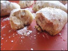Cocoons cookie recipe