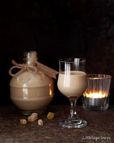 Gingerbread Cream Liqueur blends spice infused rum with fresh cream to create a luxurious & warming alcoholic drink. Easy to make. A great food gift.