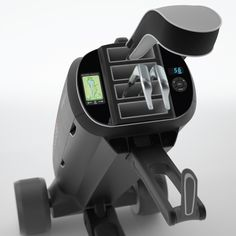 Tour Caddie Golf Trolley Product Design - AME Group