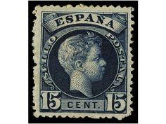 Alfonso XIII - 1898?