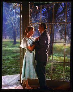 """""""The Sound of Music"""" Like You've Never Seen It Before! Rare Photos of Film Classic Come to Life - Playbill.com"""