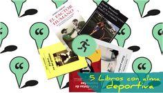 Hablemos de deporte. Siguiendo con nuestra reciente vena deportiva, hoy desde Scriptorum os ofrecemos 5 libros que tratan el deporte desde muchos puntos de vista. ¡A leer! http://scriptorum.es/blog/5-libros-alma-deportiva/