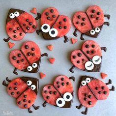 LoveBugs ❤️ by @foodbites
