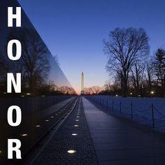 Honoring veterans on Veterans Day!