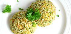 Bulgurové rizoto Fried Rice, Quinoa, Fries, Food And Drink, Ethnic Recipes, Diet, Bulgur, Nasi Goreng, Stir Fry Rice