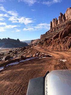 Rubicon in Moab, Utah scherlife.com