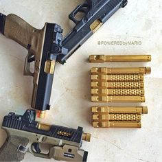 GlockLoading that magazine is a pain! Get your Magazine speedloader today! http://www.amazon.com/shops/raeind