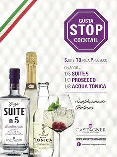 Ecco il nuovo cocktail dellestate 2016: si chiama S.TO.P.