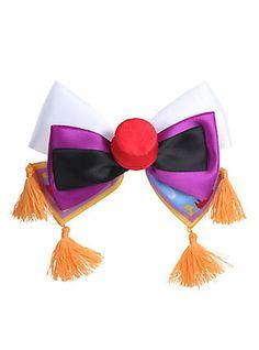 Disney Aladdin Cosplay Hair Bow, , hi-res
