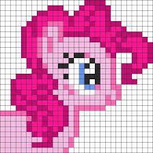 Billedresultat for perler bead patterns my little pony Pony Bead Patterns, Peyote Stitch Patterns, Kandi Patterns, Hama Beads Patterns, Beading Patterns, Pixel Crochet, Crochet Cross, Little Poney, My Little Pony