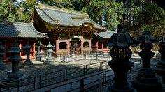 "Nikko splendor - 11 By Bernard Languillier on Flickr.  ""Another image captured within the UNESCO World Heritage site Tohshogu in Nikko, Japan."""