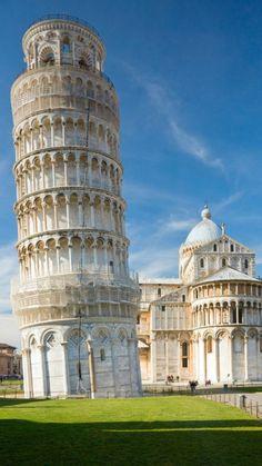 Tower Of Pisa, Pisa, Tuscany, Italy
