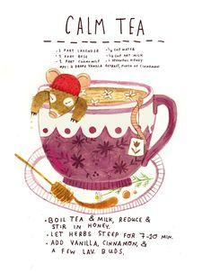 Comida Diy, Kitchen Witchery, Herbal Magic, Tea Blends, Food Illustrations, Tea Recipes, Book Of Shadows, Kraut, Herbal Remedies