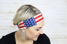 American Flag Bandana www.ruralhaze.com