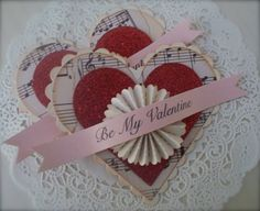 Hey, I found this really awesome Etsy listing at https://www.etsy.com/listing/122734822/vintage-valentine-heart-embellishments