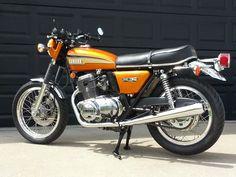 1973 YAMHA TX750