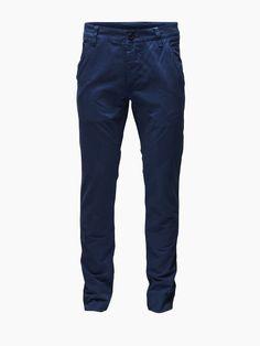 Bolton Edward Pants Mid Blue