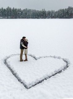Winter Engagement Photo Shoot and Poses Ideas 4                                                                                                                                                                                 More