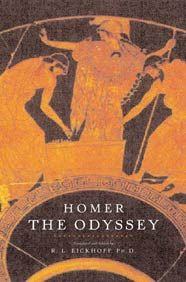 The Odyssey. The alpha and omega of all books, written or still just imagined.