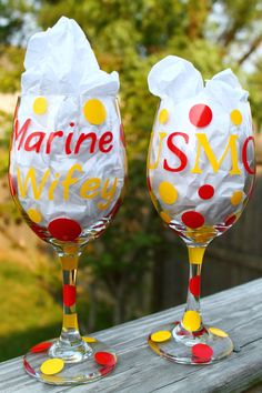 Military Marine Wife & Marine Custom Personalized by ahindle78, $10.00