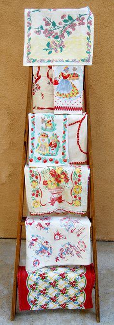Linens Vintage Table Linens, Vintage Tablecloths, Linen Tablecloth, Vintage Decor, Vintage Items, Vintage Linen, Vintage Cotton, Dish Towels, Tea Towels