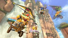 Mario Kart 8 is a couple weeks from launch. We already believe it's one of the best games in a fantastic series. But will an excellent kart racer boost sales of the troubled Wii U console? Super Mario 1985, Super Mario Bros, Video Game News, Video Games, Mario Kart 8 Game, Nintendo Consoles, Nintendo Wii, Nintendo Switch, Shy Guy