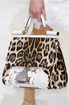Dolce & Gabbana bag http://hermansfashion.wordpress.com/