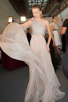 Giambattista Valli Haute Couture Fall 2016 Backstage