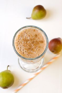 Pear Power Smoothie   She Knows