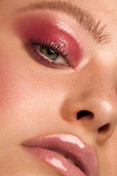 Beauty Make-up, Beauty Shoot, Beauty Skin, Beauty Nails, Fashion Beauty, Makeup Inspo, Makeup Art, Eye Makeup, Runway Makeup