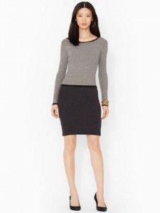 sweater dresses ralph lauren