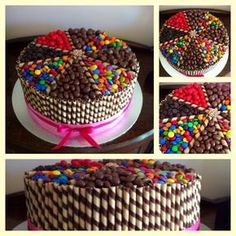 Lolly Cake this is what em wants for her cake on sunday LOL!!!