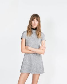 Image 2 of DRESS WITH SLITS from Zara