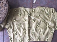 Another handloom elegance :-)